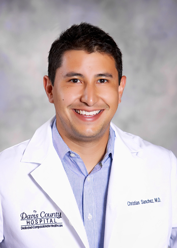Dr. Christian Sanchez